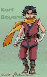 Kori Boyama by Abe88