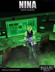 Nina Williams - Silent Assassin Comic by Killingtechniques