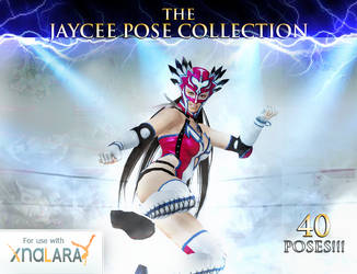 Jaycee Pose Collection by Killingtechniques
