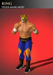 King (Tiger Mask Mod) by Killingtechniques