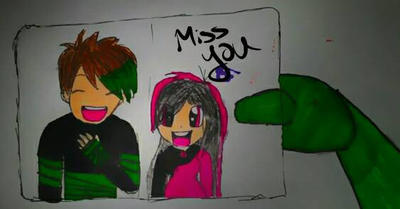 I miss you.. by thedayofdaisy