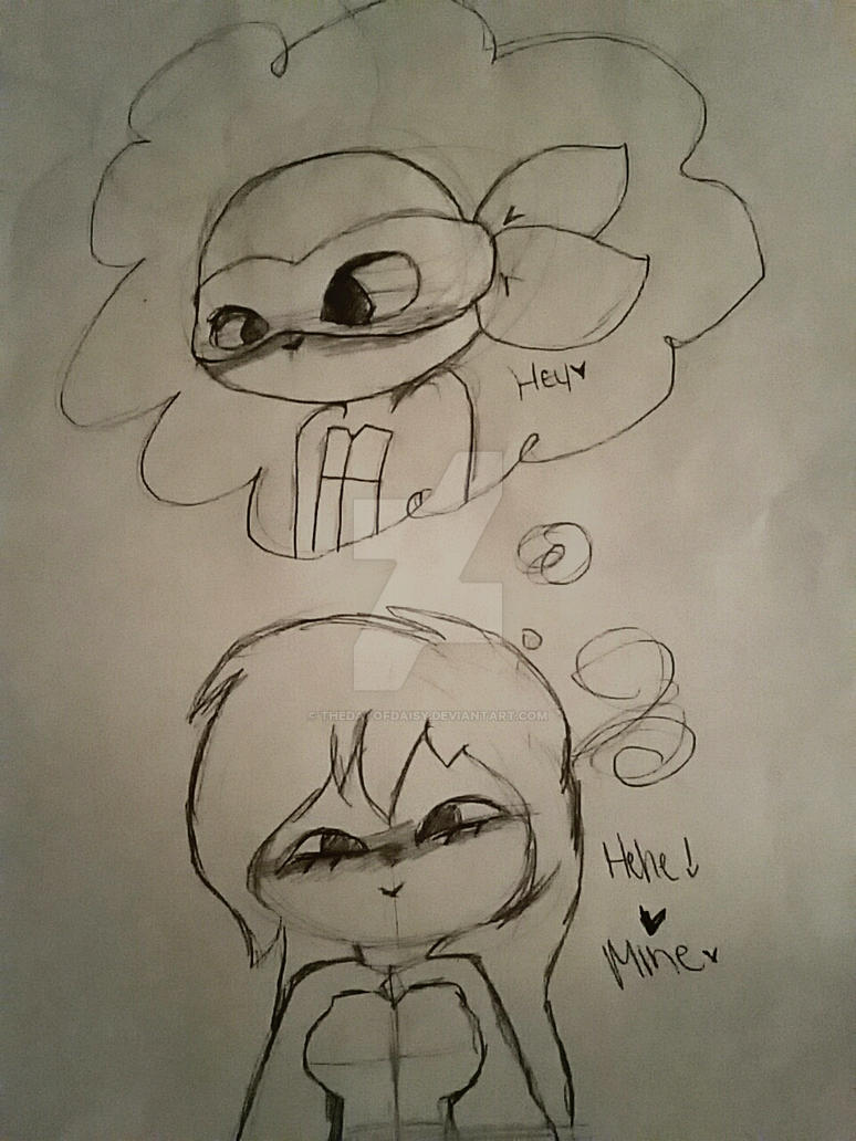 Hehe my Mikey by thedayofdaisy