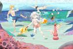 Lost Saga: Underwater Magic