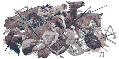 Mares of Diomedes by AJFrena