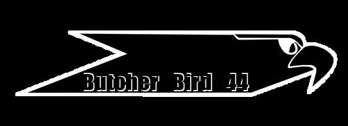 Butcher Bird 44 Gaming persona Logo by ColubrineDeuce