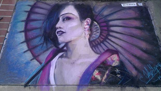 Chalk Art 2014