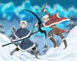 Nefol: Zento vs Jin
