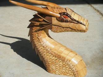 Dragon Bust by rcdog