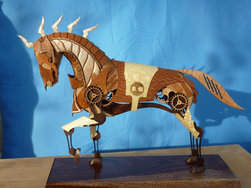 Mech. Horse by rcdog