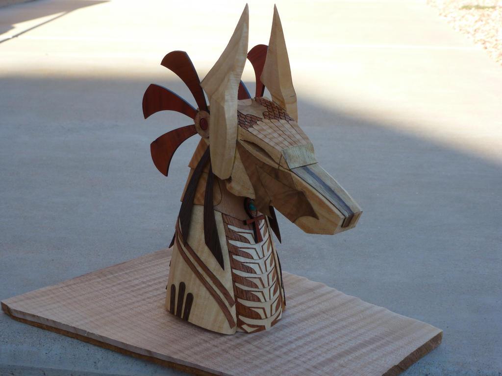 Anubis prototype by rcdog