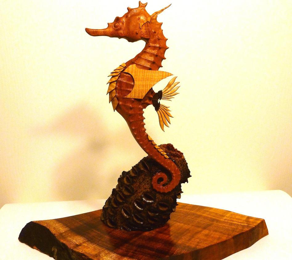 Seahorse test by rcdog