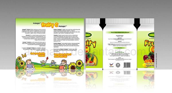 fruity C vitamin by abunaim
