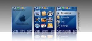 iPhone customized : nokia  S40