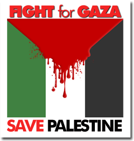 Support Palestine by abunaim