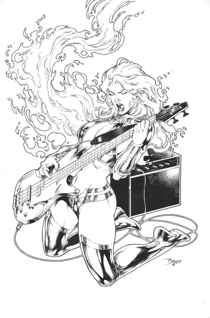 Starfire Bass by DiegoBernard