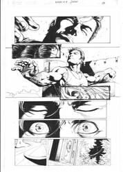 ninjak #14 page 03 inks DB b by DiegoBernard