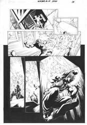 ninjak #14 page 04 inks DB b by DiegoBernard