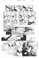ninjak #14 page 07 inks DB b