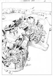 ninjak #14 page 08 inks DB b by DiegoBernard