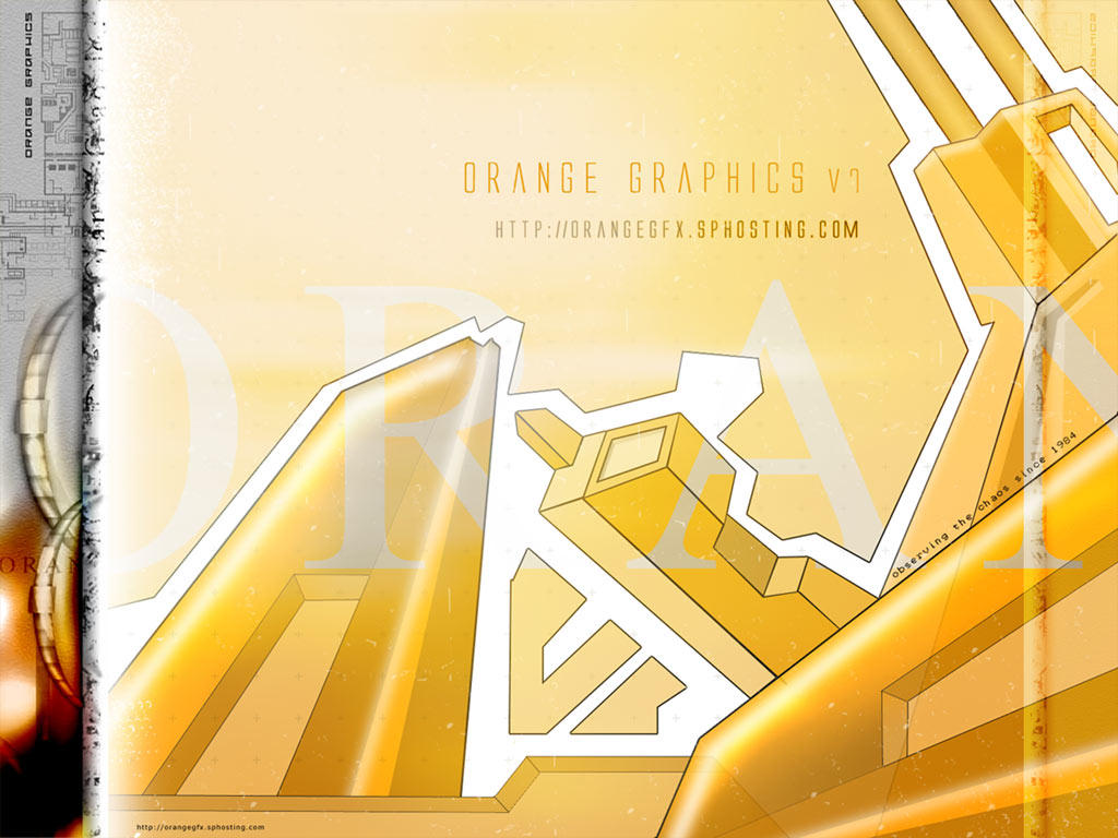 Orange Graphics V7 Promo by cranial-bore