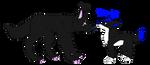 Fearsom Pup by xXStormLilyXx