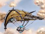 Skyship Sketch