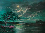Moonlit Bay: The Surrouding Silence.