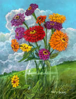 Flowers For Cynthia