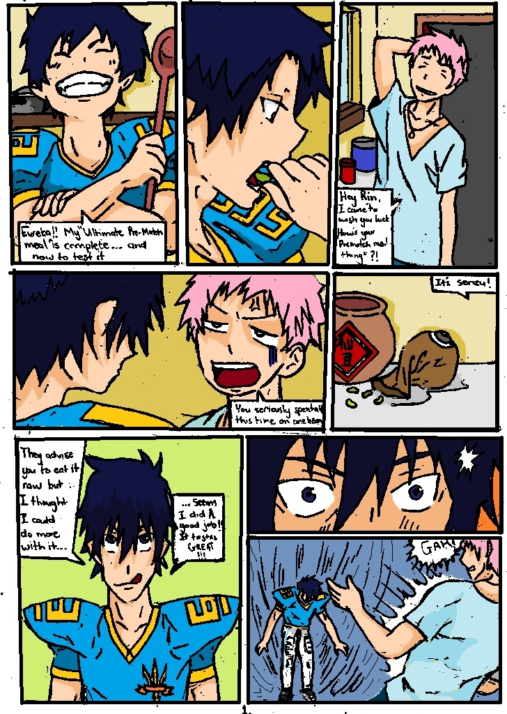 Test Subject Daimao Rin Pg.1 by Somdude424