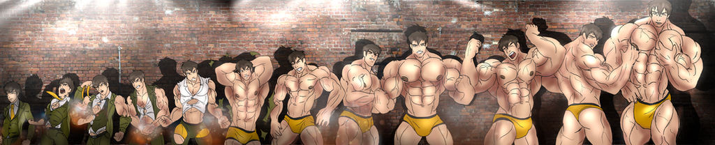 MUSCLE GROWTH SEQUENCE BUNDLE