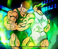 DAN THE MAN VS. HARVZILLA KIRIBAN WINNER!!! by Somdude424
