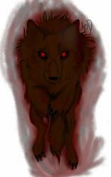 Werewolf for ThiranosTales by 12AngelOfDarkness21