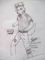 Karat Request   For GreySparkle by RiKennedy