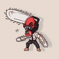 Chainsawman Chibi
