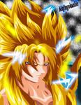 Goku SSJ God (My version)