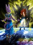 Fusion De Bills Y Champa By Majingokuable On Deviantart