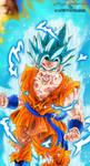 Goku SSGSS2
