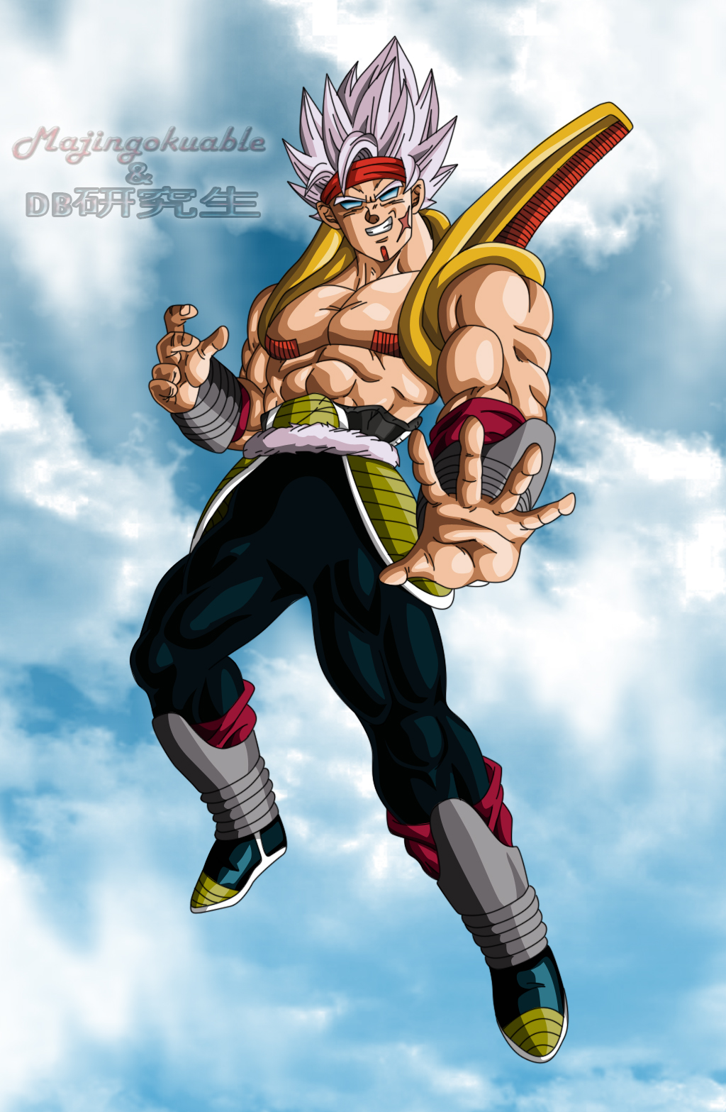 16 other fusion - only saiyan on DBZ-FUSION-fanclub ...