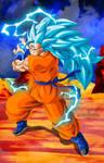 Majin Goku SSGSS3
