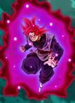 Goku Black SSJG