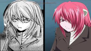 Elfen Lied - Anime y manga