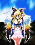 Astrea y Tohka Fusion v4