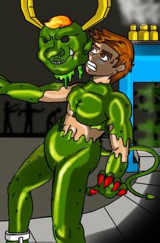 The Monster Maker 'Goblin'
