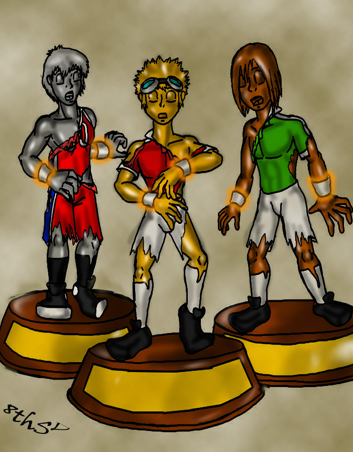 lz0291's Digital Trophies by TheEigthSinDeath