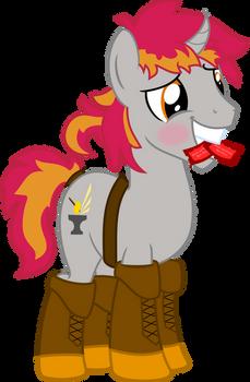 Valentine Stallion