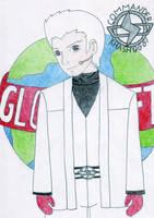 The Commander Of Globalsoft by davidtennantcrazy