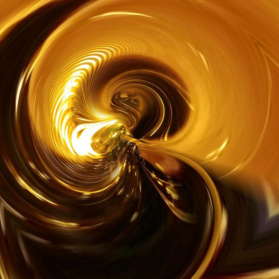 Golden Dragon by bykeyva