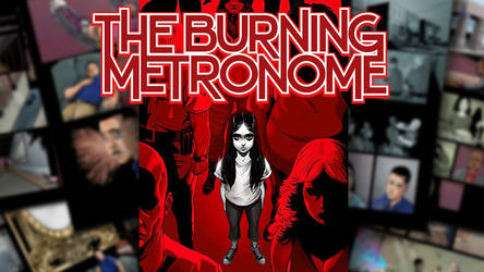 The Burning Metronome by starvinartist