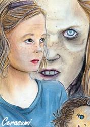 Sophia Sketch by Cerasumi