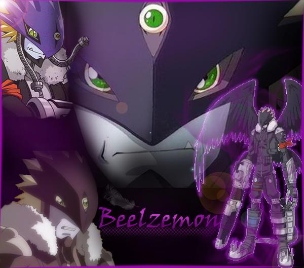 Beelzemon Wallpaper by Legadema